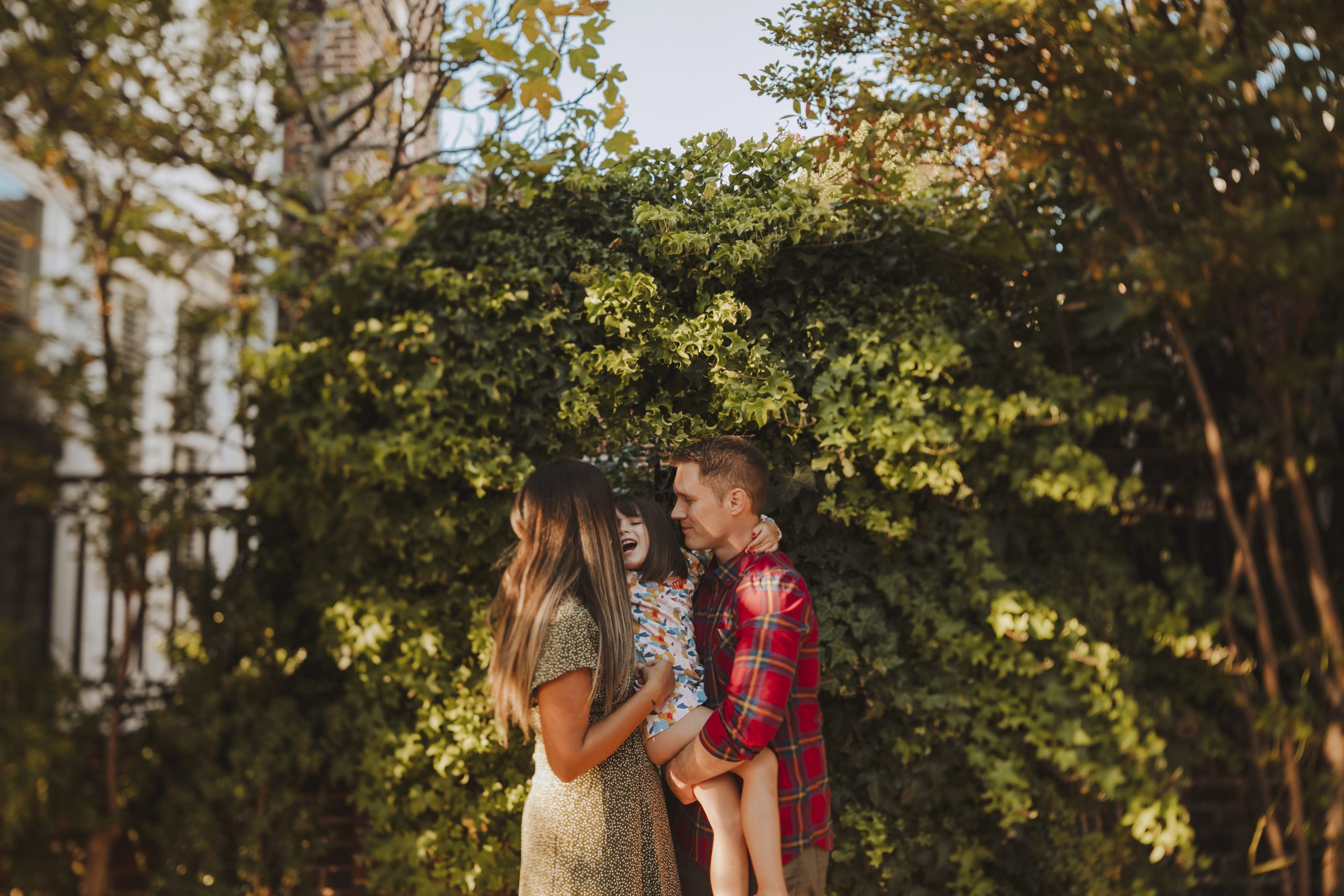 Old Town Family Session